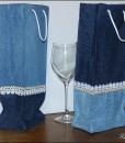 Ajándéktasak bortartó - Rethy Fashion