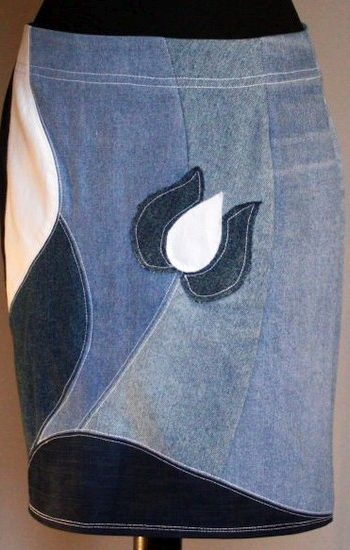 Tulipános szoknya - Rethy Fashion
