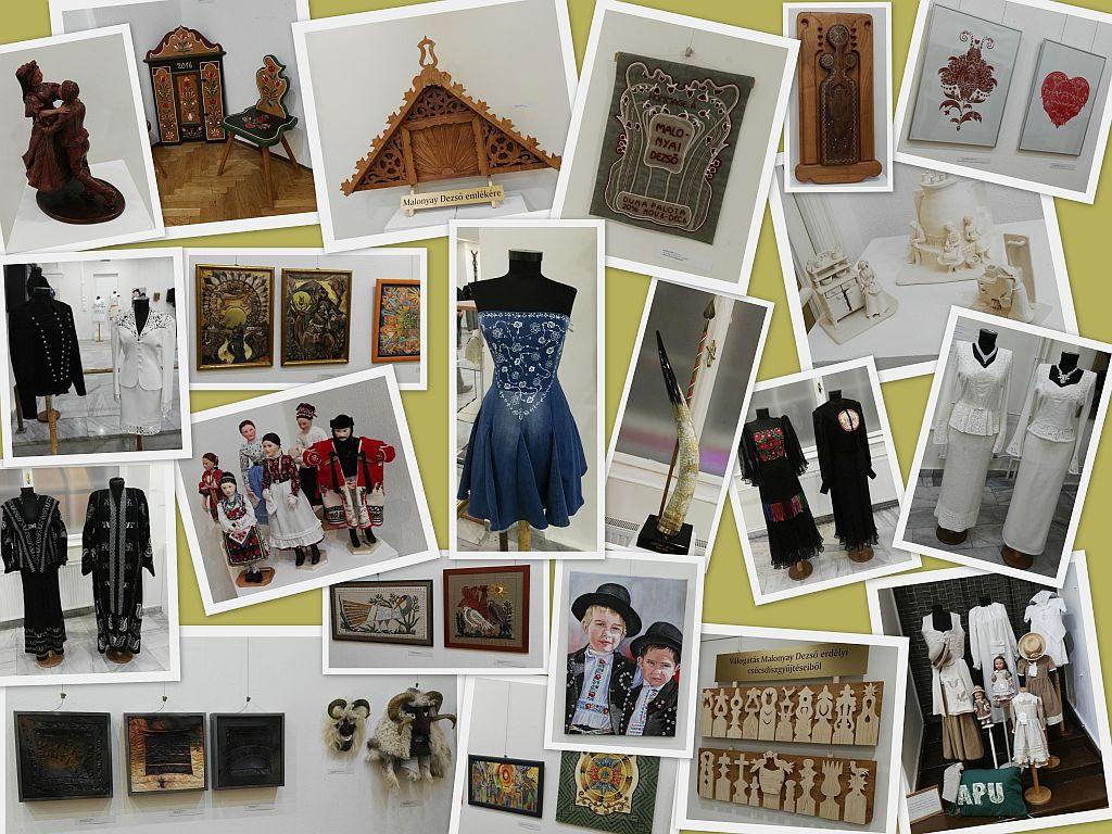 Malonyai Dezső Kiállítás - Réthy Fashion
