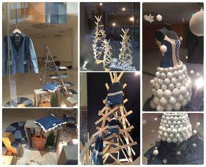 Karácsonyi Kirakatverseny - Réthy Fashion kirakatok