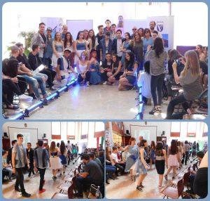 Erasmus+ projekt a Vásárhelyiben - Réthy Fashion
