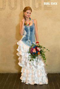 Big Day Esküvő Magazinban a Réthy Fashion ruhái