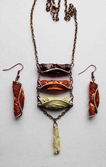Kapszula ékszer 0040 - Rethy Fashion