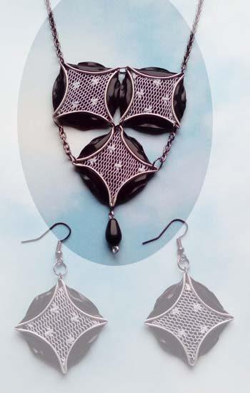 Kapszula ékszer 0082 - Rethy Fashion