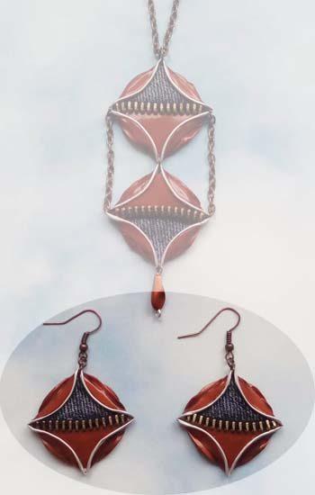 Kapszula ékszer 0083 - Rethy Fashion