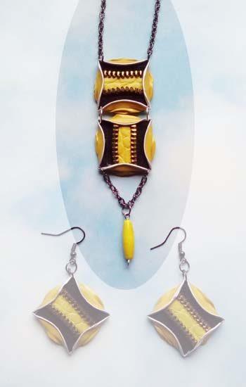 Kapszula ékszer 0090 - Rethy Fashion