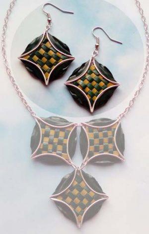 Kapszula ékszer 0125 - Rethy Fashion