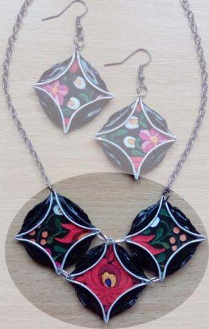 Kapszula ékszer 0127 - Rethy Fashion