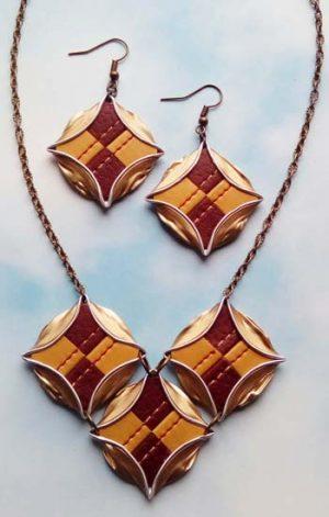 Kapszula ékszer 0129 - Rethy Fashion
