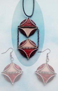 Kapszula ékszer 0135 - Rethy Fashion
